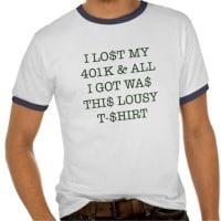 Lousy 401(k)